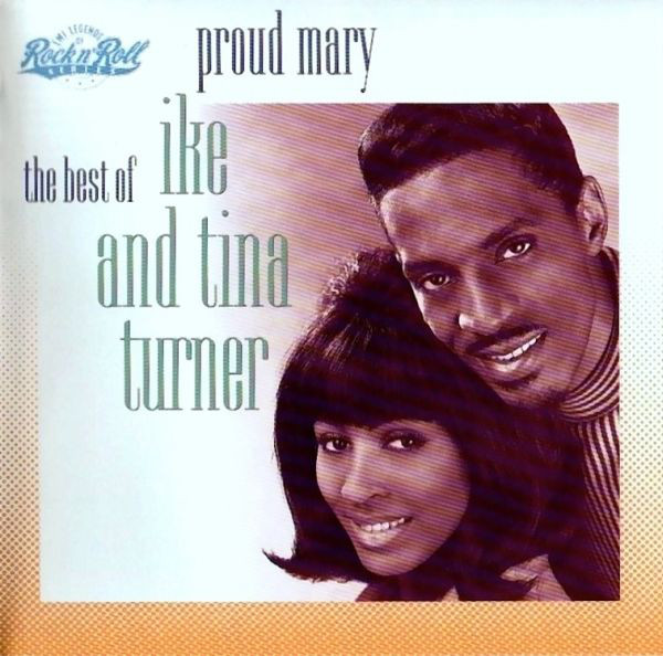 Image for Proud Mary: The Best of Ike & Tina Turner