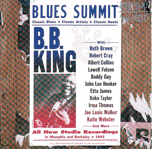 Image for Blues Summit
