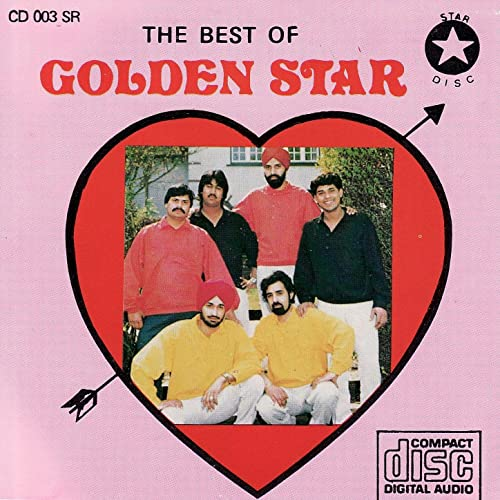 Image for THe Best of Golden Star