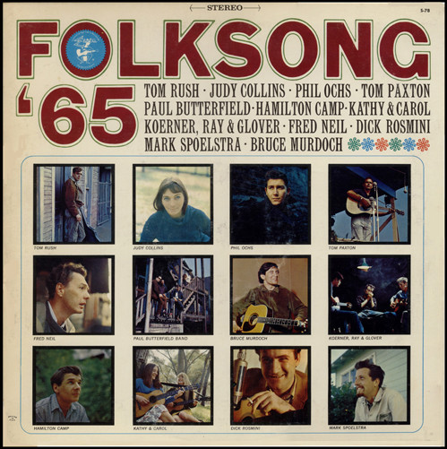 Image for Folksong '65