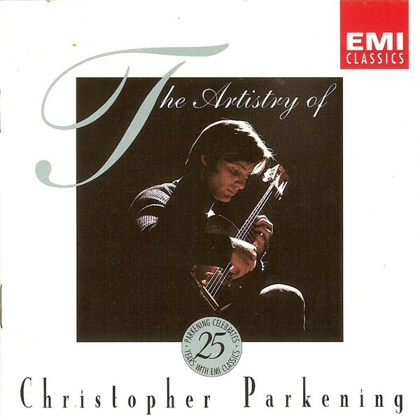Image for The Artistry of Christopher Parkening