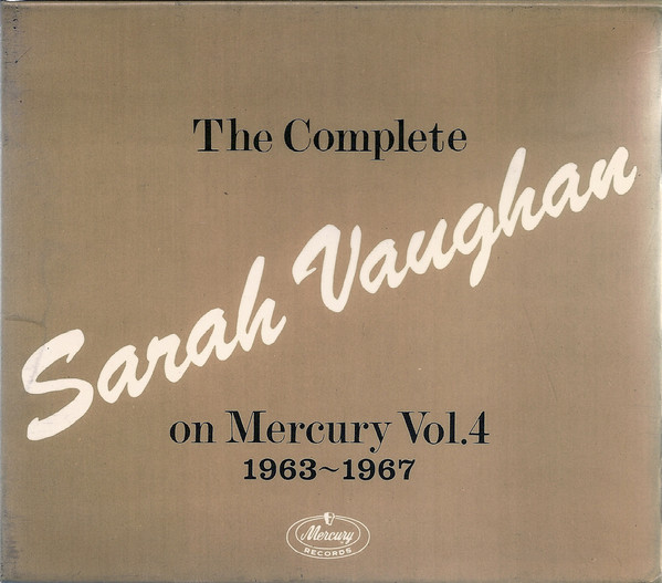 Image for THe Complete Sarah Vaughan on Mercury Vol 3