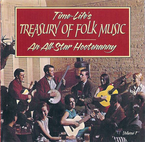 Image for Time-Life's Treasury of Folk Music: An All Star Hootenanny Volume Two