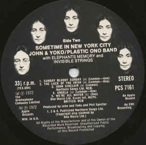 Image for Some Time In New York City [2 LP]