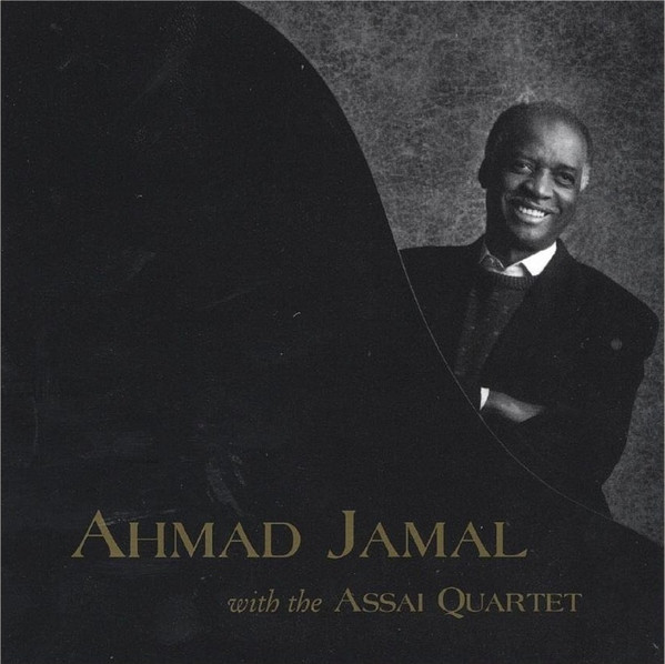 Image for Ahmad Jamal With the Assai Quartet