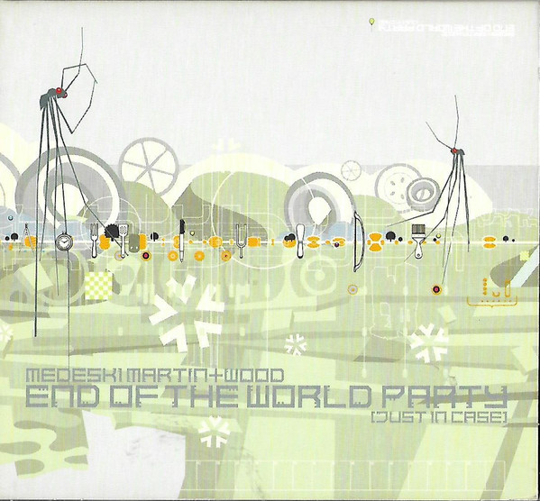 Image for End of the World Party: Just in Case (Dig)