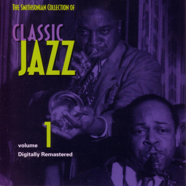 Image for Smithsonian Collection Classic Jazz 1