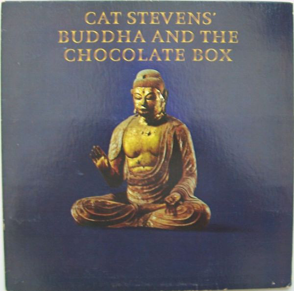 Image for Buddha & The Chocolate Box