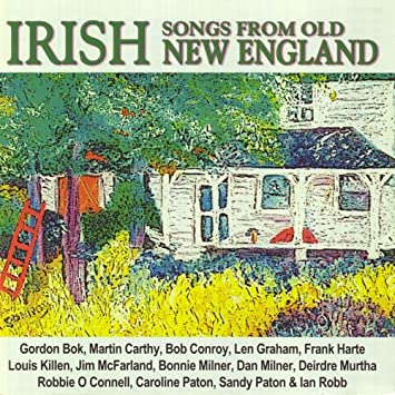 Image for Irish Songs from Old New England