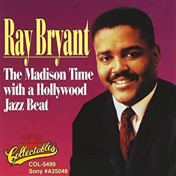 Image for The Madison Time with a Hollywood Jazz Beat