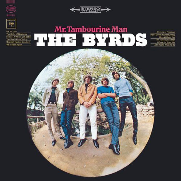 Image for The Byrds / Mr. Tambourine Man
