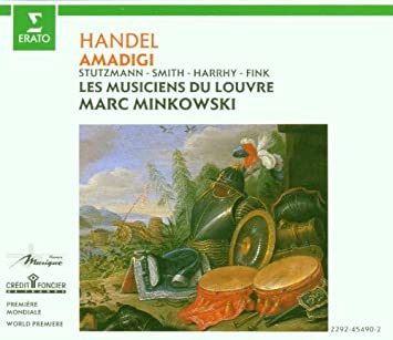 Image for Handel: Amadigi