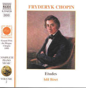 Image for Etudes Op 10 & 25