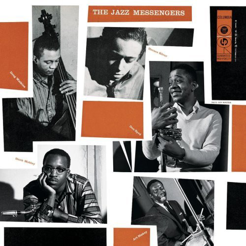 Image for Jazz Messengers (Reis)