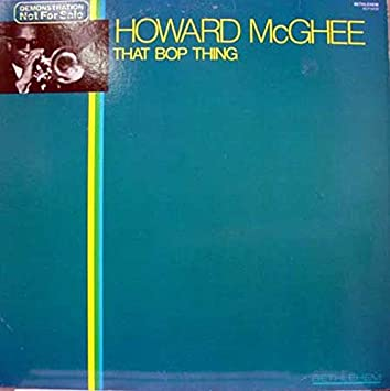 Image for Howard McGhee: That Bop Thing
