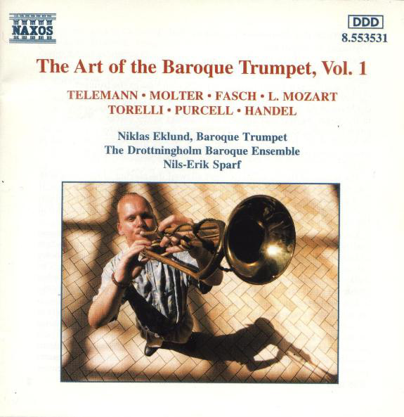 Image for Art of the Baroque Trumpet, Vol. 1