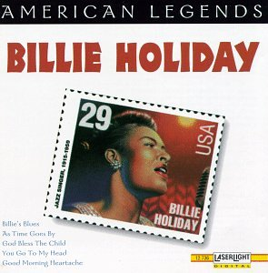 Image for American Legend: Billie Holiday