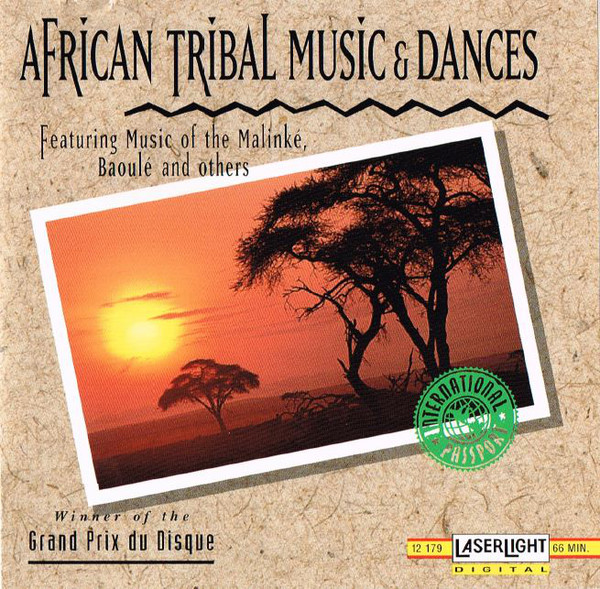 Image for African Tribal Music & Dances