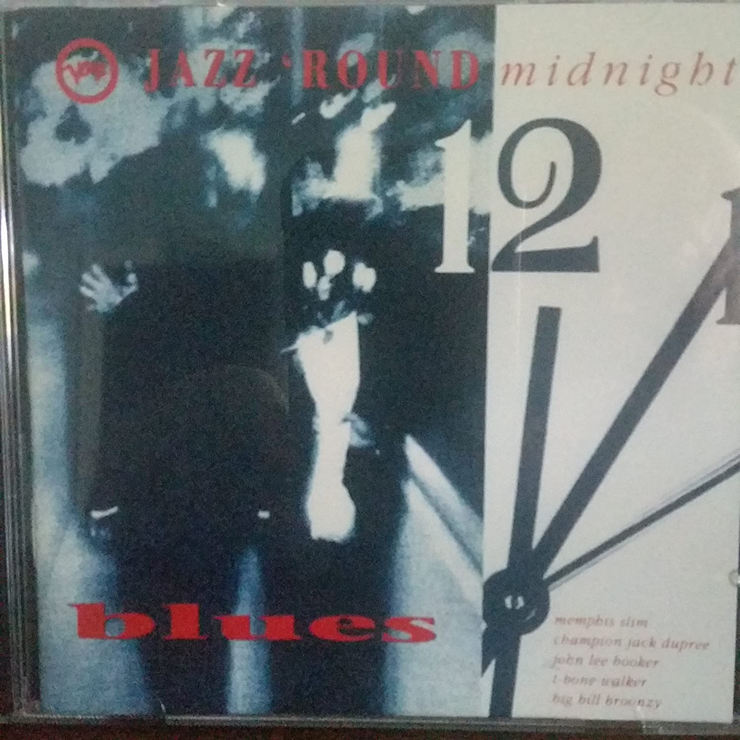 Image for Jazz Round Midnight: Blues