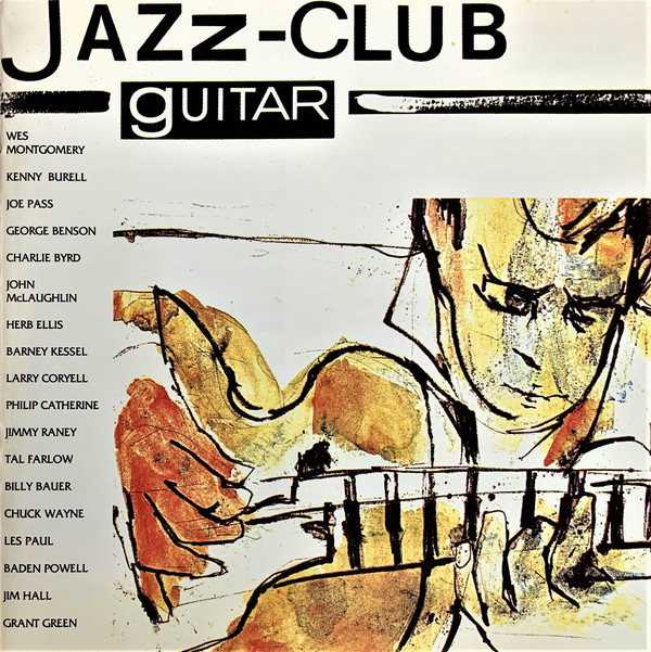 Image for Jazz Club: Guitar