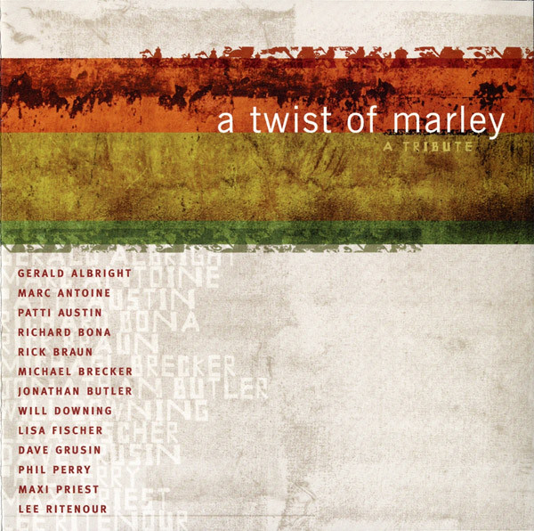 Image for A Twist of Marley: A Tribute
