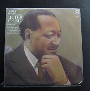 Image for Lester Young - Lester Swings - Lp Vinyl Record