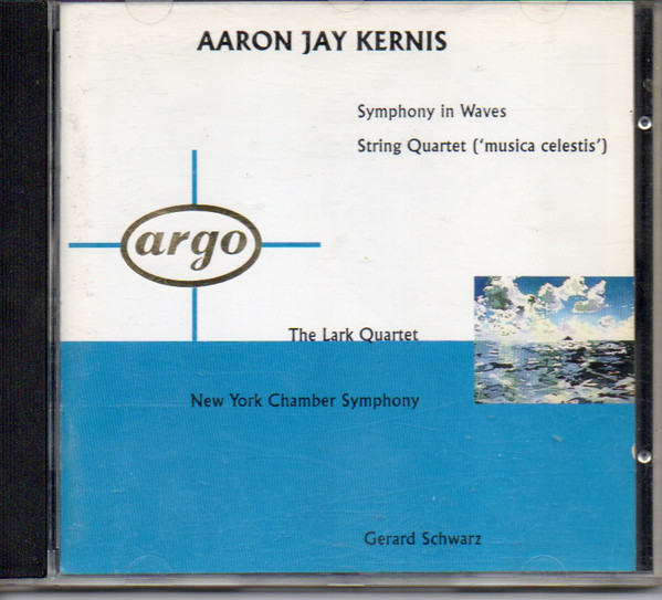 Image for Kernis: Symphony In Waves/Musica Celestis