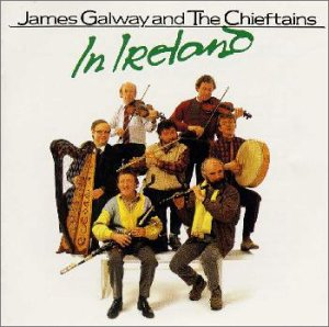 Image for James Galway and the Chieftains in Ireland