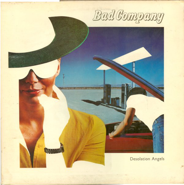 Image for Desolation Angels - Bad Company LP