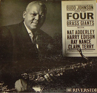 Image for Budd Johnson And The Four Brass Giants