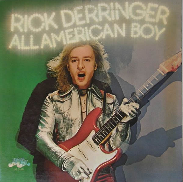 Image for All American Boy (Record Album)