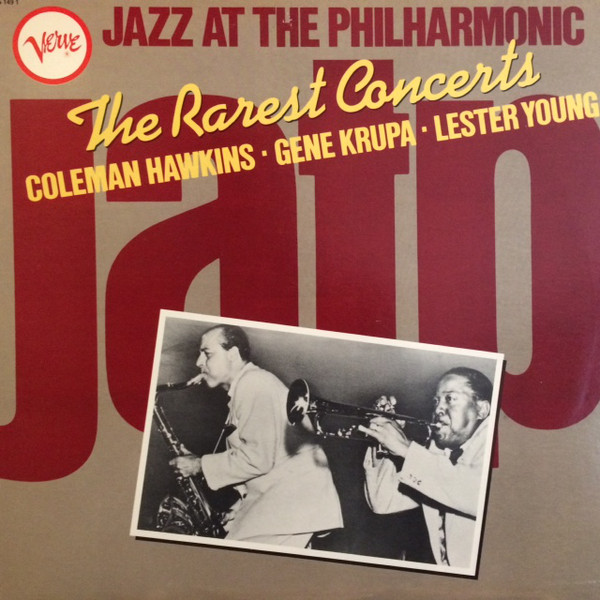 Image for Jazz at the Philharmonic - The Rarest Concerts