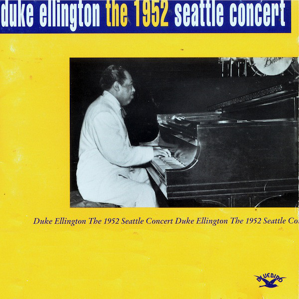 Image for 1952 Seattle Concert