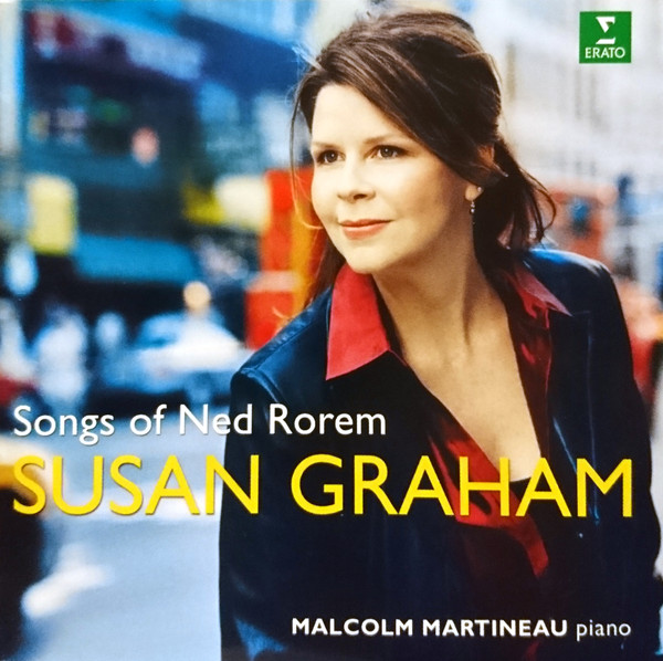 Image for Susan Graham - Songs of Ned Rorem