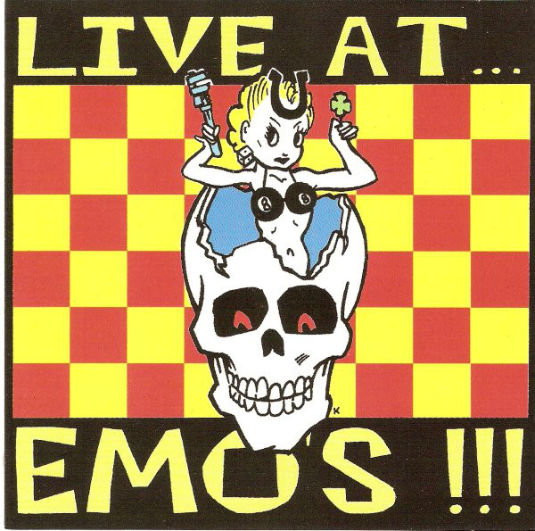Image for Live at Emo's
