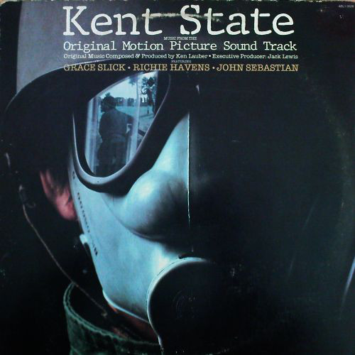 Image for 'KENT STATE' 1981 MOTION PICTURE SOUNDTRACK LP.