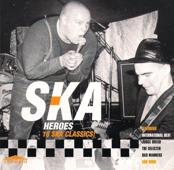 Image for Ska Heroes: 18 SKA CLASSICS! by Various Artists
