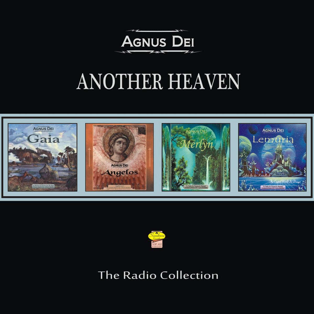 Image for Agnus Dei - Another Heaven - The Radio Collection