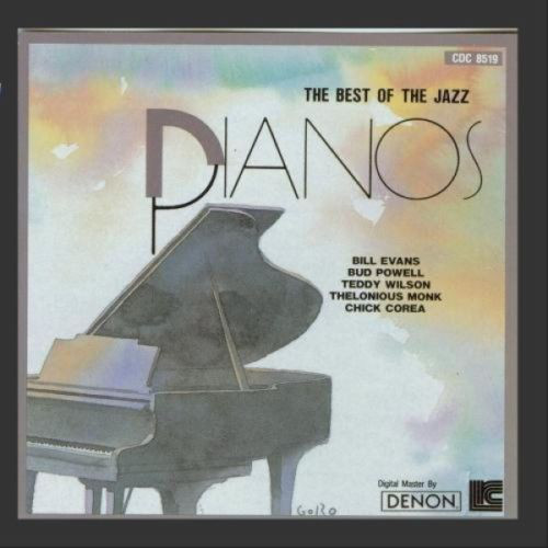 Image for The Best of the Jazz Pianos