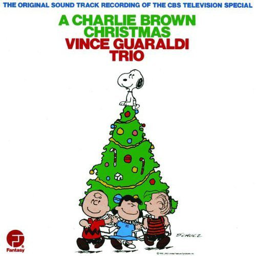 Image for A Charlie Brown Christmas: The Original Sound Track Recording Of The CBS Television Special