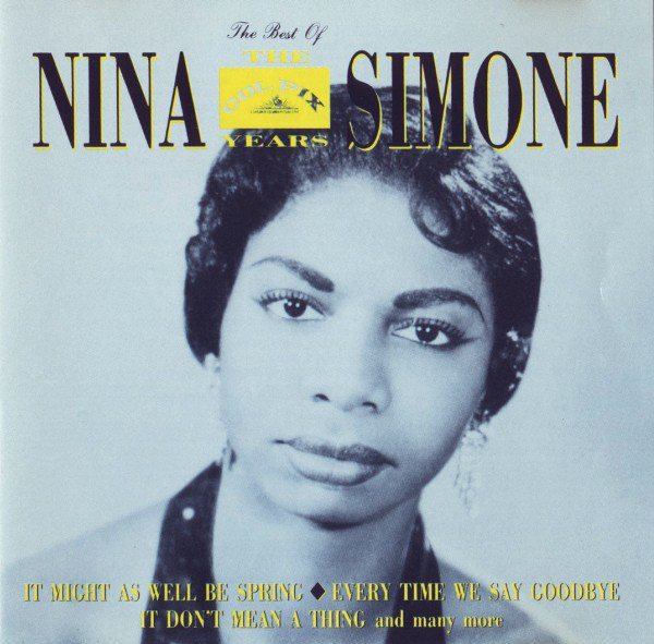 Image for The Best Of Nina Simone: The Colpix Years