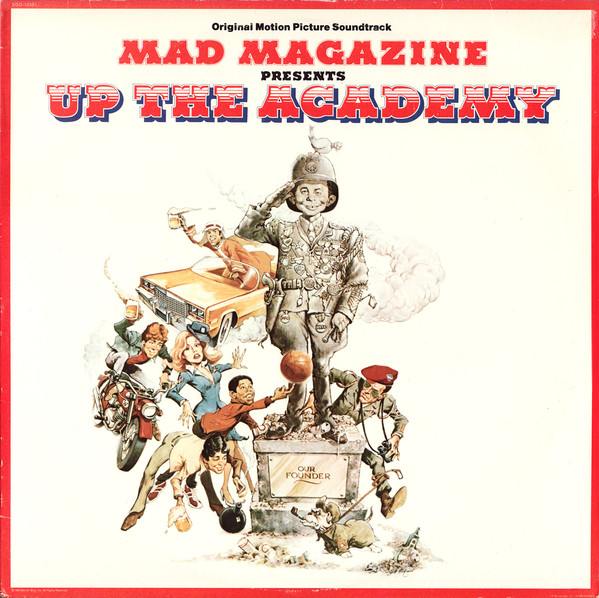Image for Mad Magazine Presents 'Up The Academy' - Original Motion Picture Soundtrack