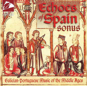 Image for Echoes of Spain by Sonus (2009-05-03)