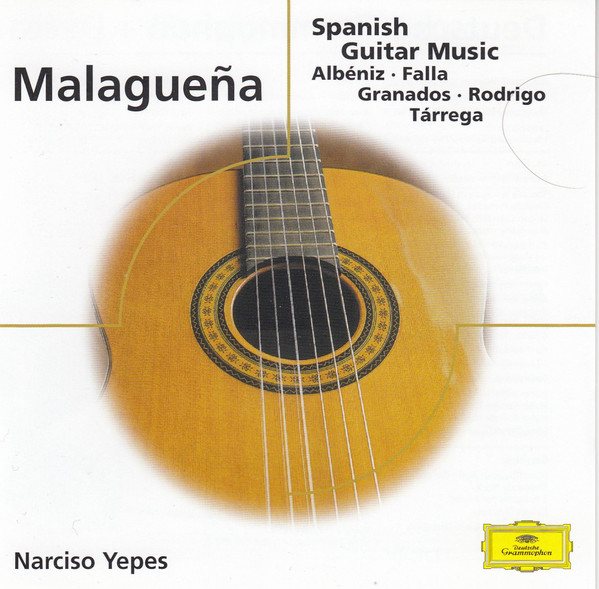 Image for Malagueña: Spanish Guitar Music
