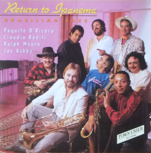 Image for Return to Ipanema by Paquito D'Rivera