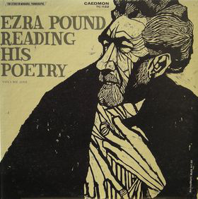 Image for Ezra Pound Reading His Poetry