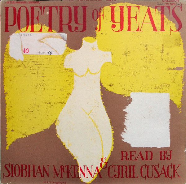 Image for Poetry of Yeats Read By Siobhan McKenna, Cyril Cusack