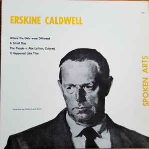 Image for 'An Informal Hour with Erskine Caldwell' Lp