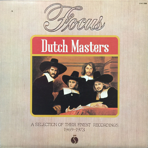 Image for Dutch Masters: A Selection of their Finest Recordings 1969-1973