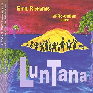 Image for Luntana by Richards, Emil (2003-08-19)